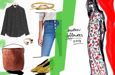 Fashion battle: Pattern love