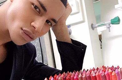 Balmain и L'Oréal пускат обща колекция червила