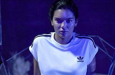 We love: Кендал Дженър за Adidas Original