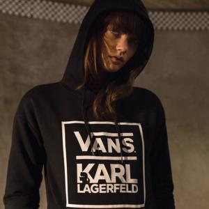 Karl Lagerfeld x Vans с първи кадри