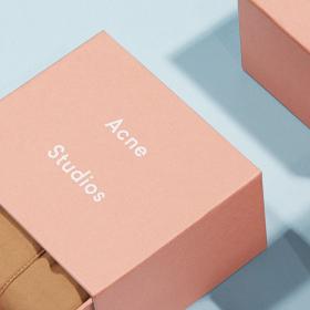 Модата е изкуство: Acne studios x Alex Knost