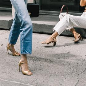 NYFW: Обувките. Най-добрите модели от нюйоркските дефилета