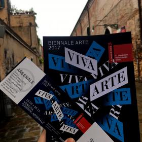 4 дни в детайли. Венеция. Art Biennale 2017. Enough to blow your mind!