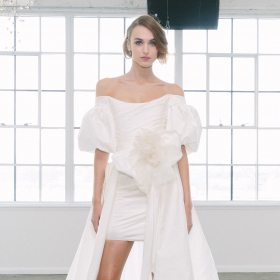 Bridal Fall 2018: Marchesa