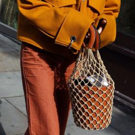 LFW: Най-доброто от чантите