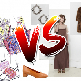 Fashion battle: Fake fur