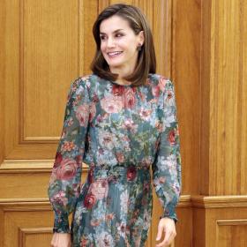 И кралиците носят Zara!