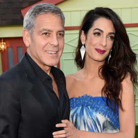 Джордж Клуни издаде детайли за близнаците