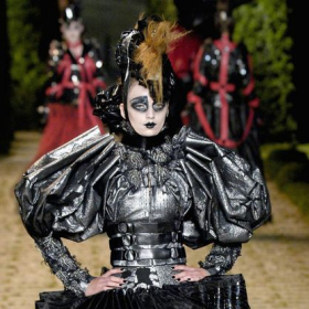 Haute Couture: Halloween edition