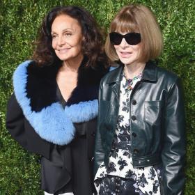 Кой какво облече на CFDA/Vogue Fashion Fund Gala 2017