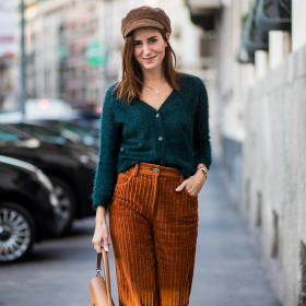 It shopping list: Oh, that corduroy!