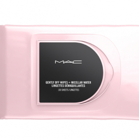 MAC gently off wipes