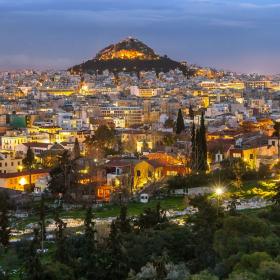 До Атина и назад с Wizz Air!