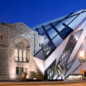 Дизайн за вдъхновение: Royal Ontario Торонто