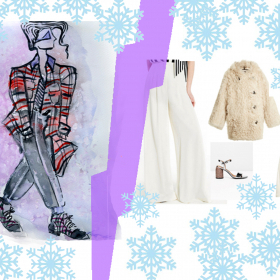 Fashion Battle: All I want for Christmas