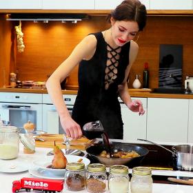 ПреLUSTителки в кухнята: Глория Петкова & Miele