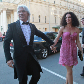 Големите любовни истории: Дмитри Хворостовски и Флоранс Илли
