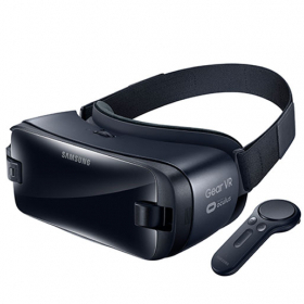 Forever together: Samsung Gear VR