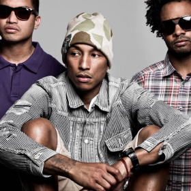 N.E.R.D NEVER really died!