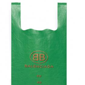 Dare U: Wanna be найлоновата торбичка на Balenciaga