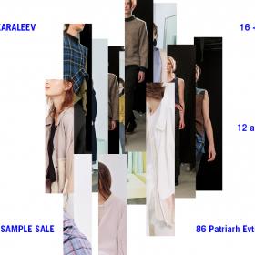 POP UP Archive + Sample Sale