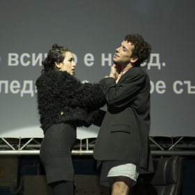 Fight Club без Брад Пит, но с Явор Бахаров...