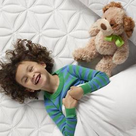 Приспиване на децата!