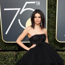Уикенд в Instagram: Golden Globes Edition