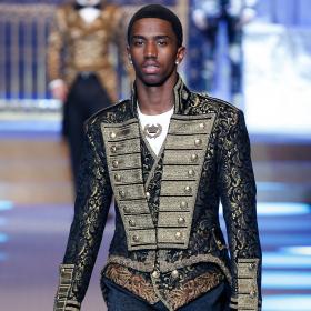 MFW Mens Есен/Зима 2018: Dolce & Gabbana