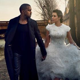 Ким & Кание станаха родители за ТРЕТИ път
