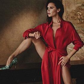We love: Виктория за Vogue Испания