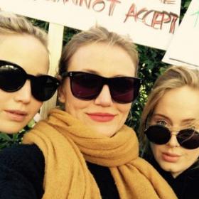 Звездна стачка: #WomensMarch2018