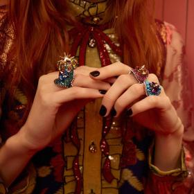 We love: Ювелирното изящество на Gucci