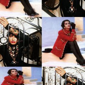 #tbt: Chanel 1991 година, хип-хопът на трон