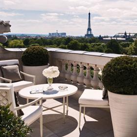 Hôtel de Crillon: Пожелателен SPA лукс за теб & още нещо... за обувките ти