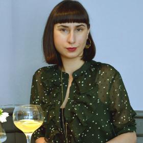 Говори ми за ЛЮБОВ: Веселина Сариева