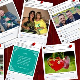 Вайръл кампания за приятелството заля социалната мрежа