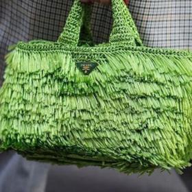 Dare U: Зелената идилия на Prada