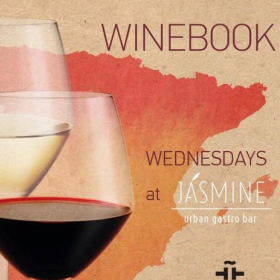 Wine Wednesday в Jasmine Gastro Bar