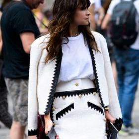 Trend report: Tweed костюми