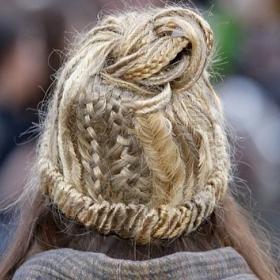 Dare U: Шапка от коса?!?