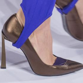 PFW Есен/Зима 2018: Най-доброто от обувките