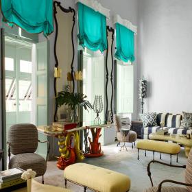 Дизайн за вдъхновение: Палатът на Франсис Султана