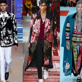 Мода за мъже Есен/Зима 2018: Какво да очакваме от силните?