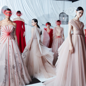 Dior Haute Couture s/s 2018 - Shanghai