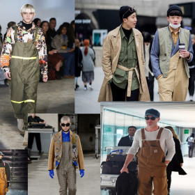 Утилитарна мода с две презрамки: Всички мъже в гащеризон ВЕДНАГА!