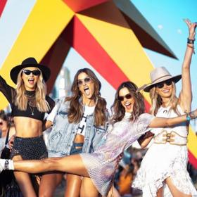 Coachella 2018: Бюти визии на известните