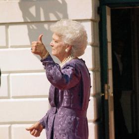Истории от живота: Барбара Буш, The Fisrt Lady and Beyond