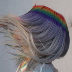 Dare U: Rainbow monkey