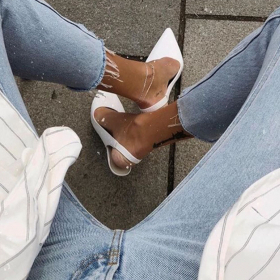 Стил урок на седмицата: These WHITES are made for walkin`